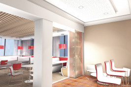 Extension de l'Hôtel du Commerce