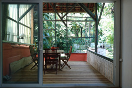 Rénovation d'un appartement et jardin