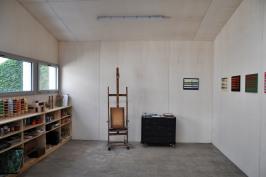 Atelier pour artiste peintre