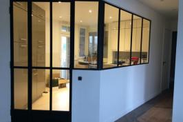 Rénovation d'un appartement Bvd Bineau