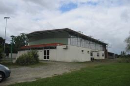 Extension d'une salle de sport