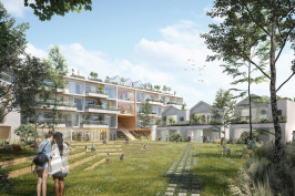 LAPUJADE - 100 logements