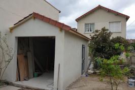 Chantier : Garage annexe à une MI