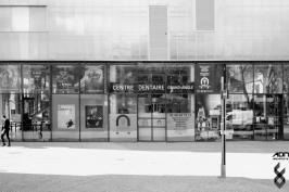 Centre dentaire, Montreuil