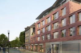 Construction et rénovation d'un ensemble de logements