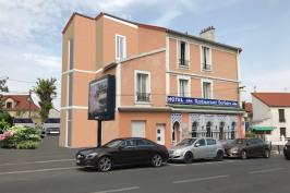 Hotel & restaurant Nanterre 92