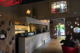 Relooking de Restaurant Le Swing
