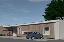 Construction d'un restaurant scolaire et accueil périscolaire