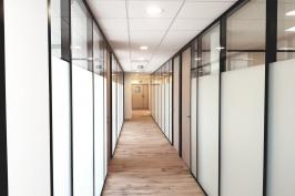 Réaménagement d'un plateau de bureau