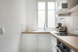 Rénovation d'un appartement, Paris  XII