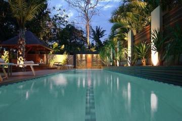 construction de 2  villas bioclimatiques - Bali
