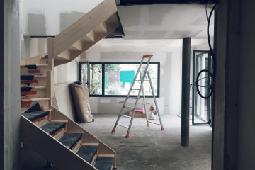 B93 - extension maison individuelle - Neuilly
