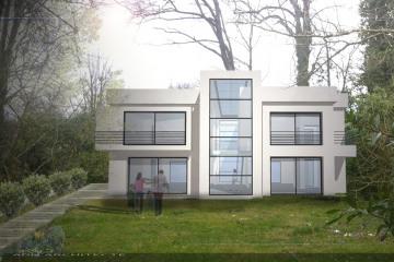 Construction neuve - maison 280 m²