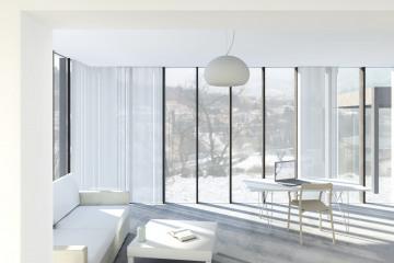 Extension et rénovation d'une maison et création d'une terrasse