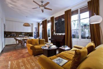 Rénovation totale appartement PARIS 6ème
