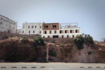 Maison d'hôtes sur la façade fluviale du Bouregreg