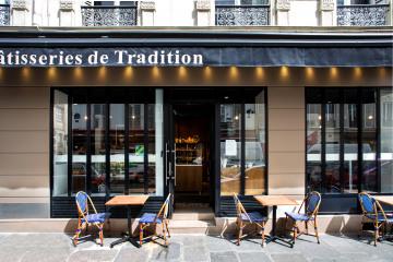 Boulangerie La tradition revisitée