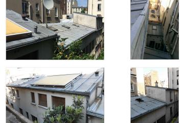 Réhausse et réhabilitation  Paris