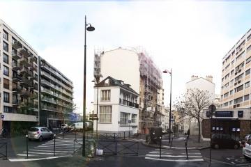 Surélévation – Paris (75015)