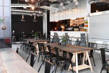 Création du bar ESSPACE-PARIS XIII