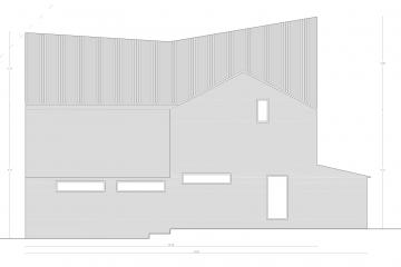 Surélévation d'une maison à Malakoff