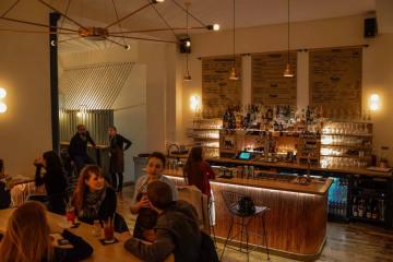 Cocktails bar - Copperbay