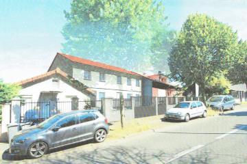 Construction de maison individuelle de 2 logements