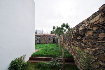 Maison contemporaine à l'Ile Yeu