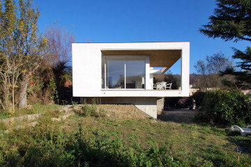 Extension - Maison Contemporaine Andilly