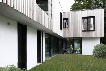 Maison en Bois Préfabriqué - BBC - Extensible