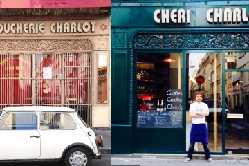 "Sandwicherie ""Chéri Charlot"""