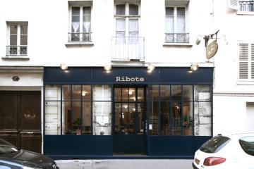 "Restaurant ""Le Ribote"""