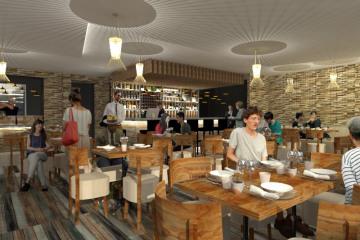 "Hôtel Restaurant ""Le Terre Neuvas"""