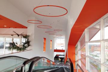 Galerie commerciale Belgique