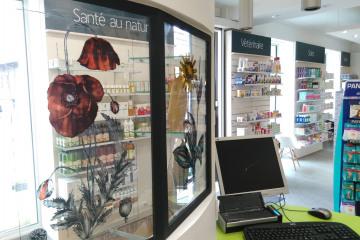 Transformation d'une habitation en pharmacie