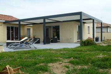 Extension maison A