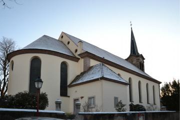 Restauration d'église