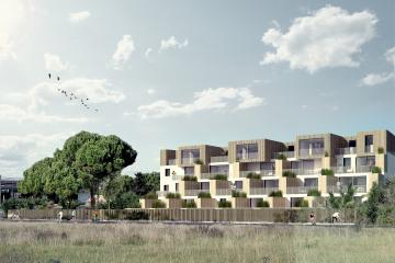 Lavoisier - 25 logements collectifs