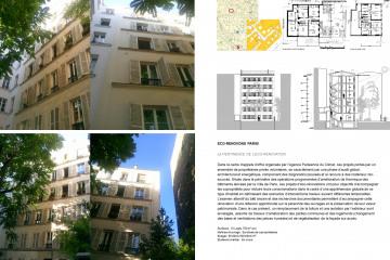 Consultation Ecorénovons Paris