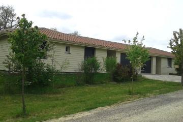 Deux maisons jumelles à ossature bois