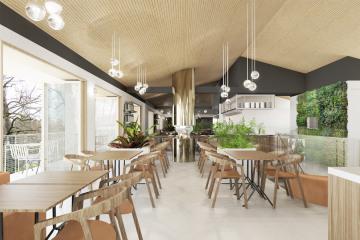 Restaurant, Genève