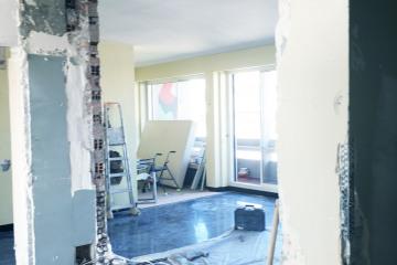 Réaménagement d'un appartement pour une famille de 5 personnes