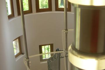 rénovation et surélévation d'une villa
