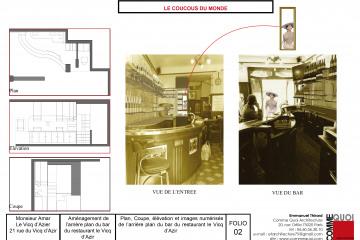 restaurant Vicq d'azir