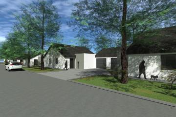 Construction d'une résidence sénior de 15 logements et maison médicale
