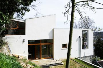 Maison en terrasse