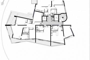 44 logements - Joliot Curie