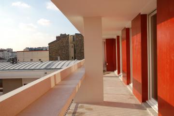 57 logements - Gabriel Péri