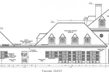 Création d'une extension d'une maison de maître à Chantilly