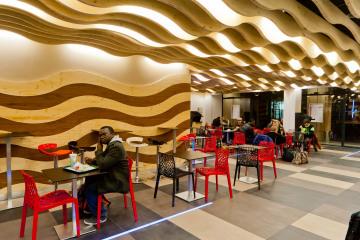 Restaurants Food Court